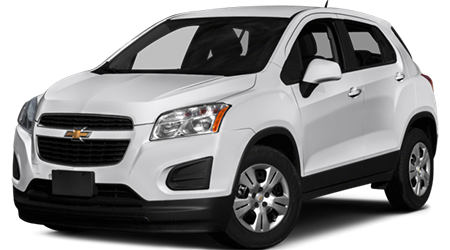 Stock Photo of Chevrolet Trax