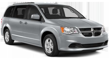 Stock Photo of 2016 Dodge Grand Caravan