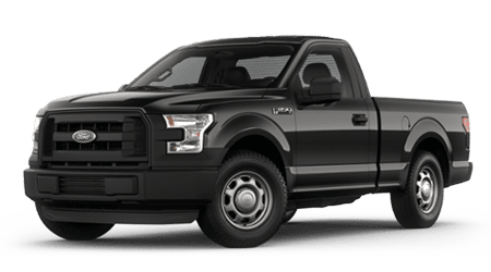 Stock Photo of 2016 Ford F-150