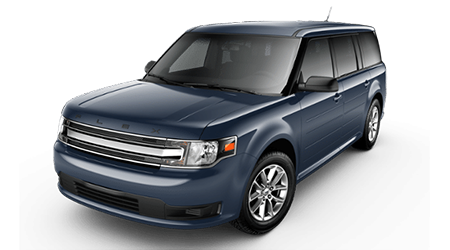 Stock Photo of 2016 Ford Flex