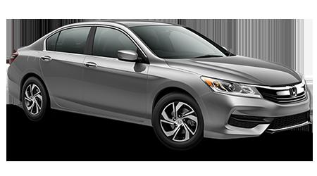 Stock Photo of 2016 Honda Accord
