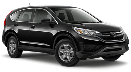 Stock Photo of the 2016 Honda CR-V