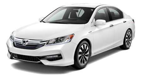 Stock Photo of 2017 Honda Accord Hybrid