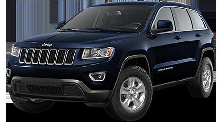 Stock Photo of 2016 Jeep Grand Cherokee