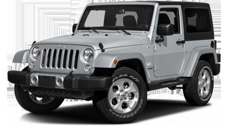 Stock Photo of 2016 Jeep Wrangler