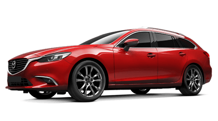 Stock Photo of 2017 Mazda6