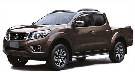 Stock Photo of 2016 Nissan Frontier
