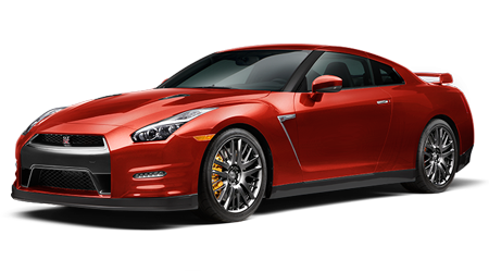 Stock Photo of 2016 Nissan GT-R