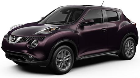 Stock Photo of 2016 Nissan Juke
