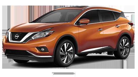 Stock Photo of 2016 Nissan Murano