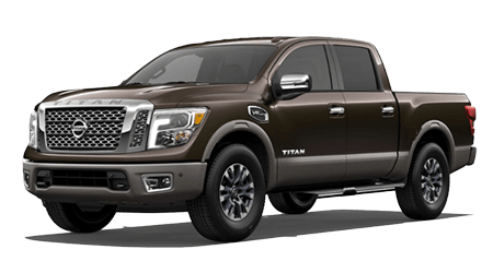 Stock Photo of 2017 Nissan TITAN