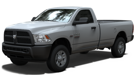 Stock Photo of 2016 Ram 3500