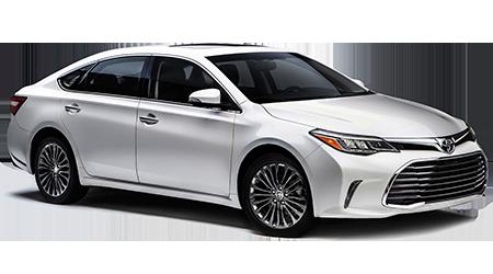 Stock Photo of 2016 Toyota Avalon