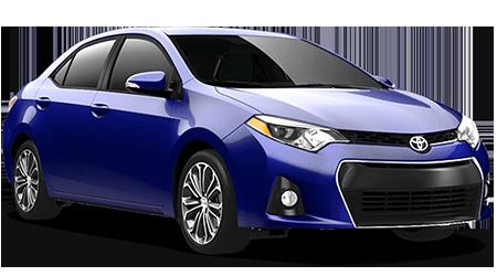 Stock Photo of 2016 Toyota Corolla