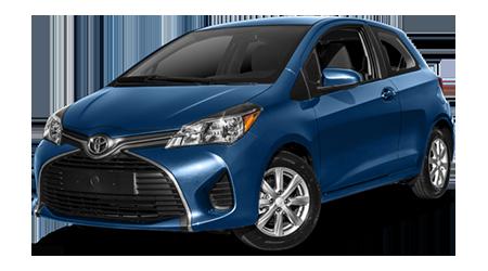 Stock Photo of 2016 Toyota Yaris