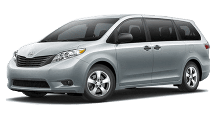 Stock Photo of 2017 Toyota Sienna
