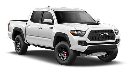 Stock Photo of 2017 Toyota Tacoma Now Available at Lakeland Toyota