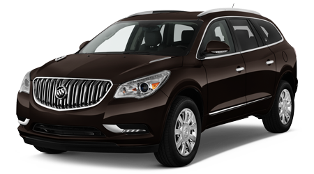 Stock Photo of 2016 Buick Enclave