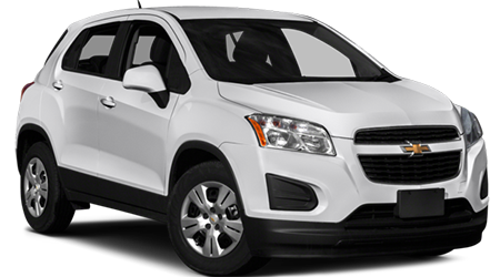 Stock Photo of 2016 Chevrolet Trax