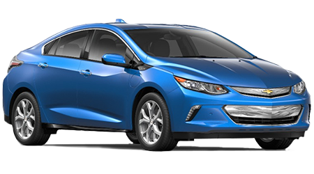 Stock Photo of 2016 Chevrolet Volt