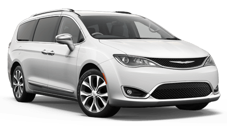 Stock Photo of 2017 Chrysler Pacifica