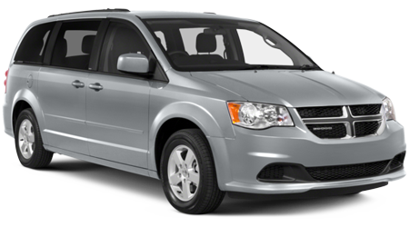 Stock Photo of 2016 Dodge Grand Caravan