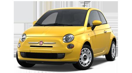 Stock Photo of 2016 Fiat 500