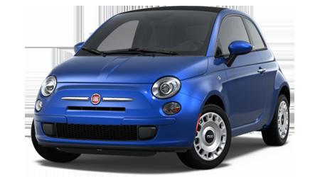 Stock Photo of 2016 Fiat 500C