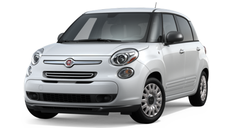Stock Photo of 2016 Fiat 500L