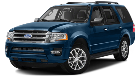 Stock Photo of 2016 Ford Expedition
