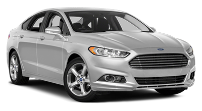 Stock Photo of 2016 Ford Fusion