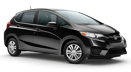 Stock Photo of 2016 Honda Fit