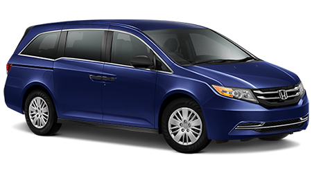 Stock Photo of 2016 Honda Odyssey