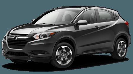 New Honda HR-V LX