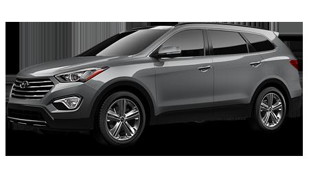 Stock Photo of 2016 Hyundai Santa Fe