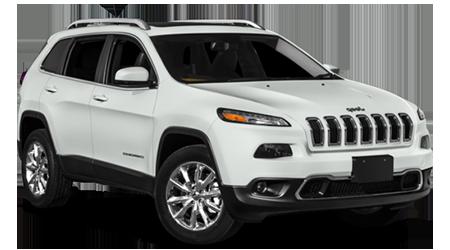 Stock Photo of 2016 Jeep Cherokee