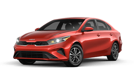 New Forte at Premier Kia of Kenner