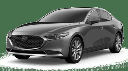 Stock Photo of 2016 Mazda3