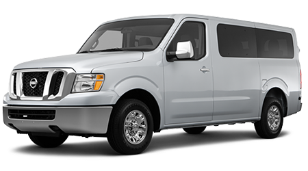2015 Nissan NV Passenger Van