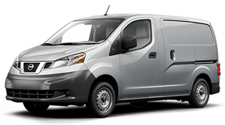 Stock Photo of 2016 Nissan NV200
