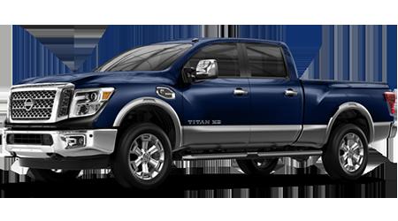 Stock Photo of 2016 Nissan Titan XD
