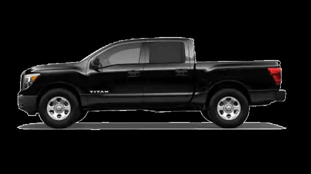 2019 Titan CREW CAB S