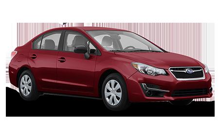 Stock Photo of 2016 Subaru Impreza