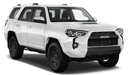 Stock Photo of 2016 Toyota 4Runner TRD Pro