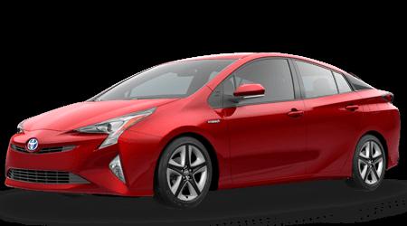 New Toyota Prius