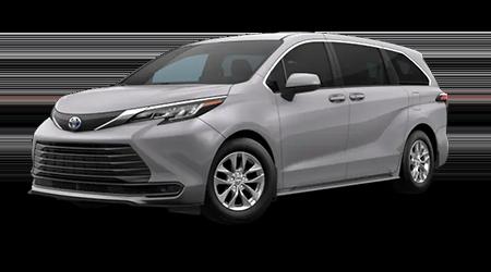 Toyota Sienna Rental