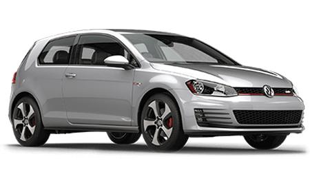 Stock Photo of 2016 Volkswagen GTI