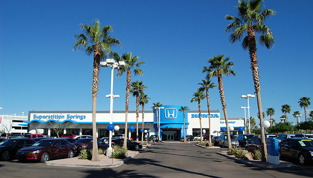 About Honda Of Superstition Springs In Mesa, AZ