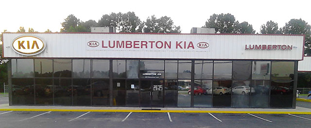 Lumberton Kia Dealership