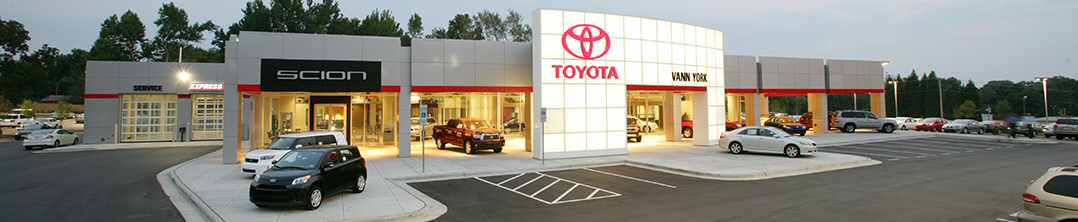 Why Buy Here Vann York Toyota High Point Nc